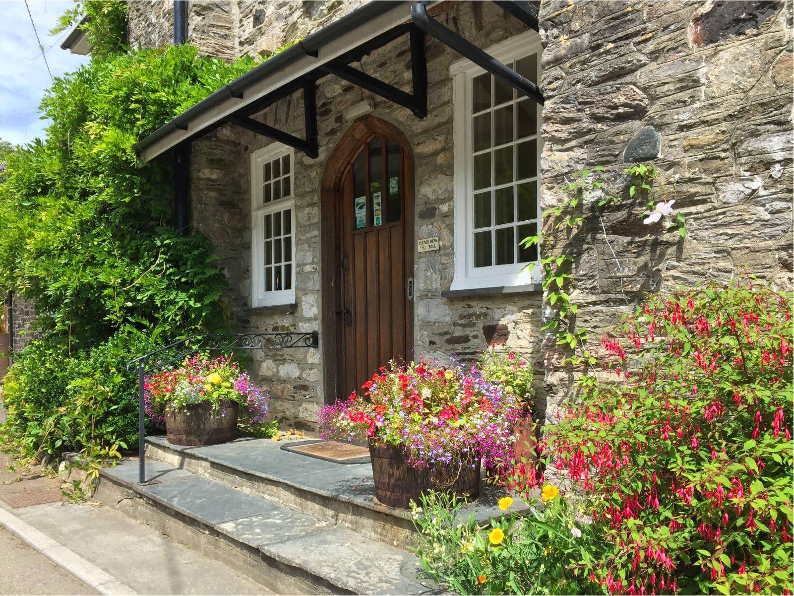 Entrance Polraen Country House