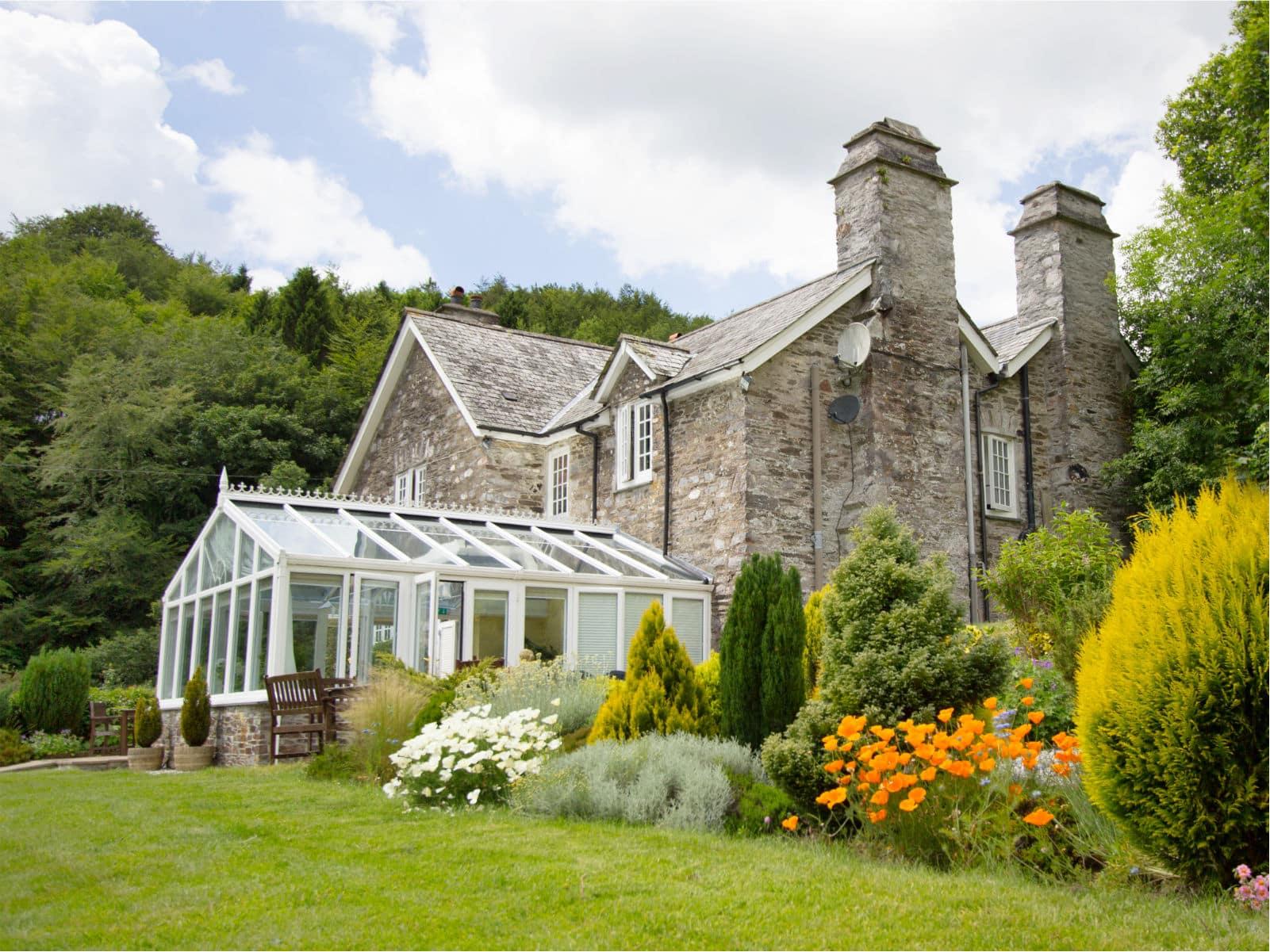 Garden View Polraen Country House