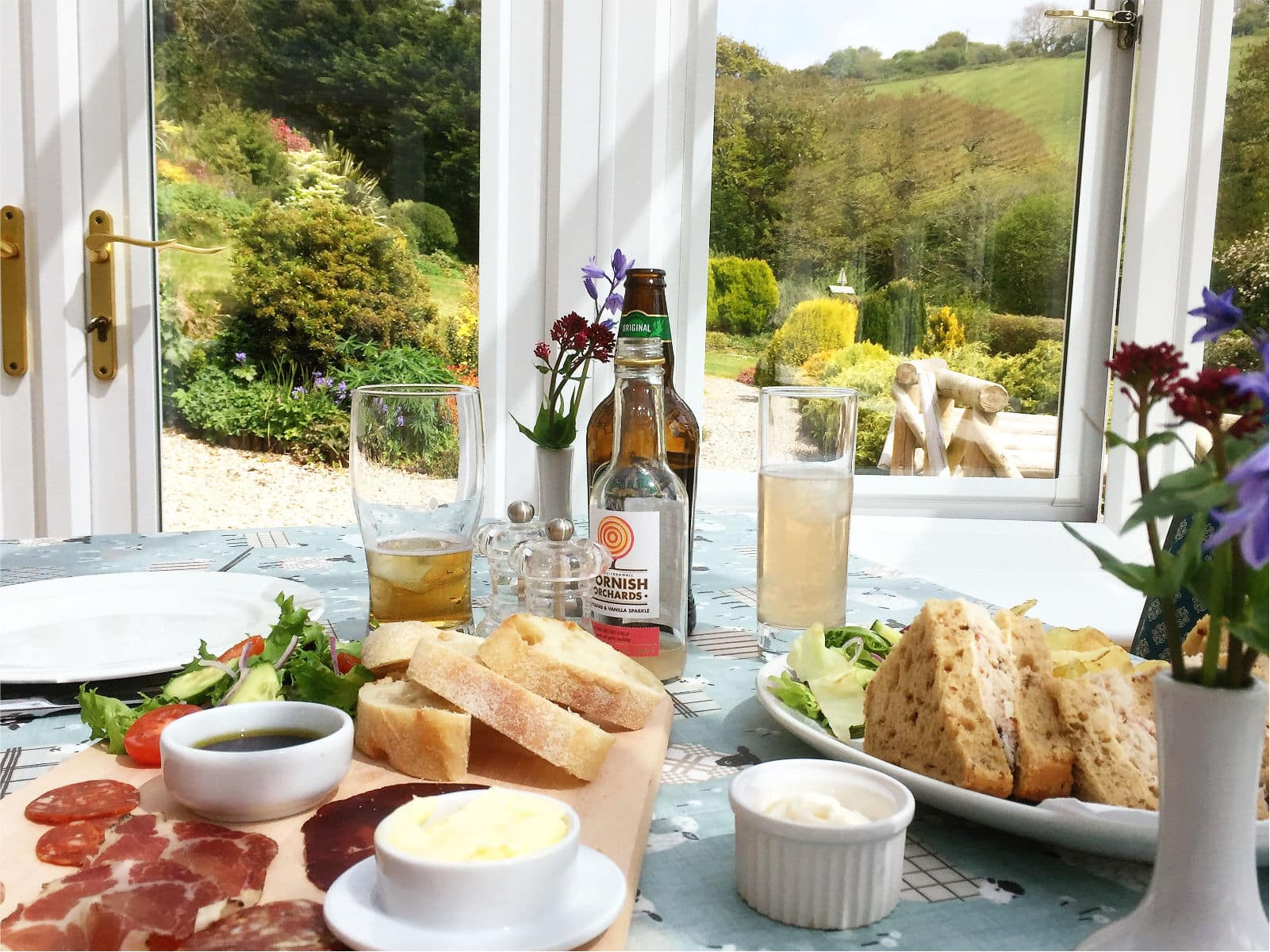 Picnic Food Polraen Country House