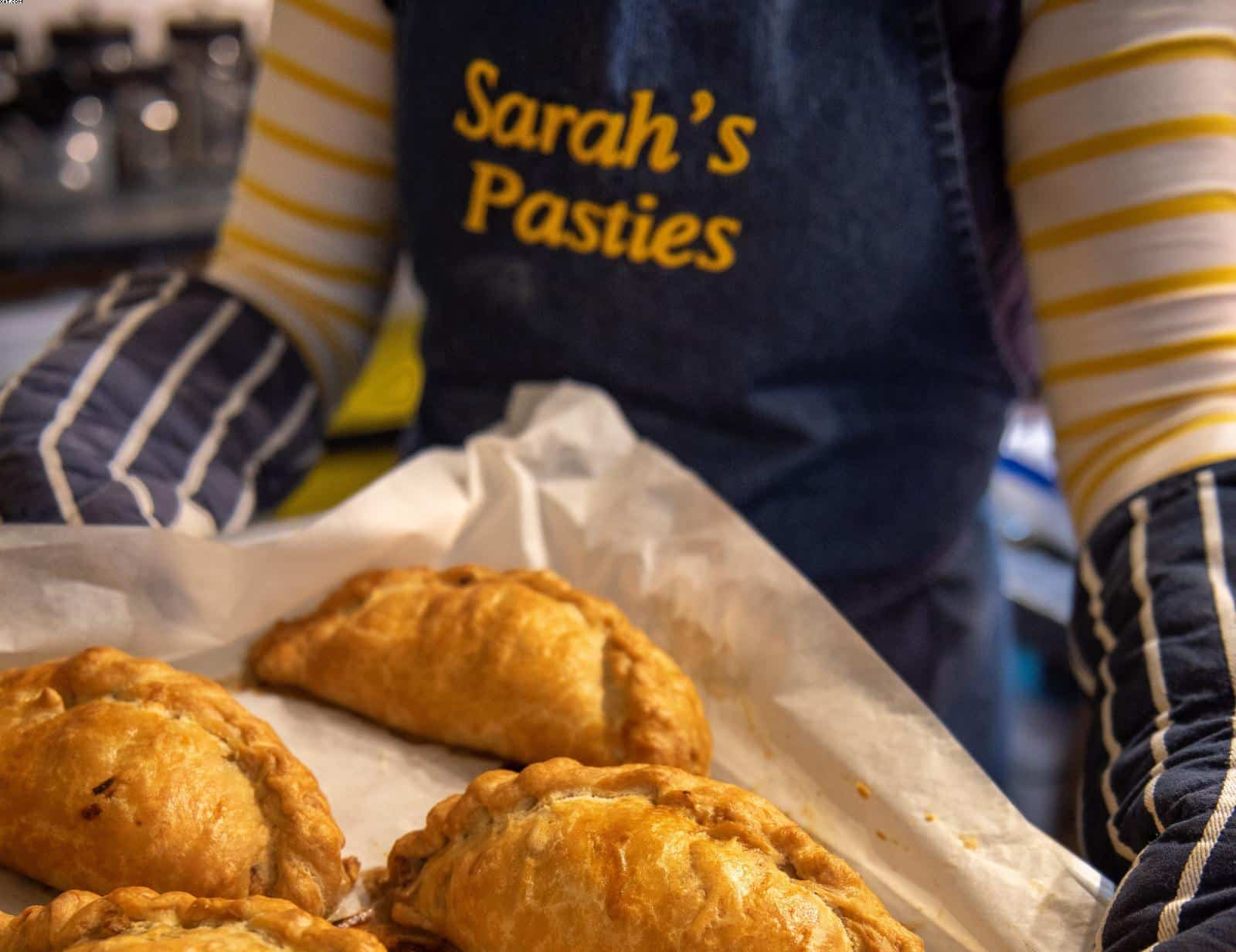 Sarahs Pasties - the best pasty in Looe Cornwall