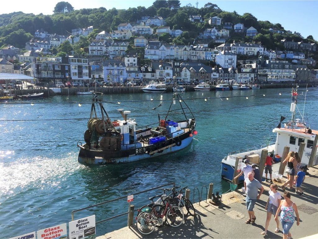 Things to do in Looe