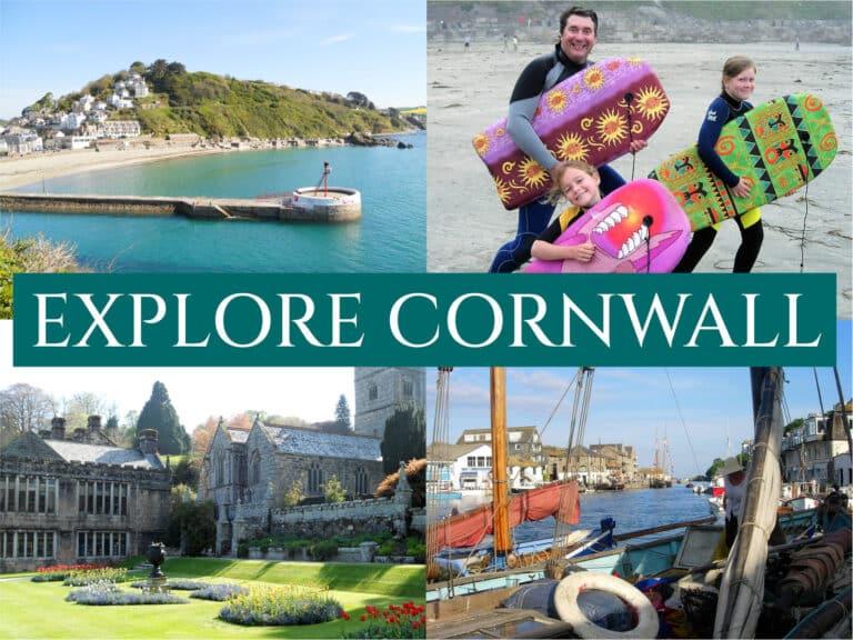 Explore Looe Cornwall